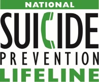 national suicide prevention lifeline (opens new window)
