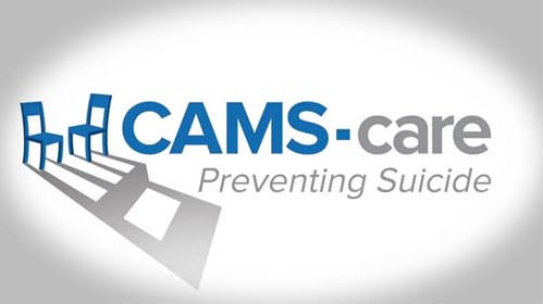 cams suicide prevention training program (opens new window)